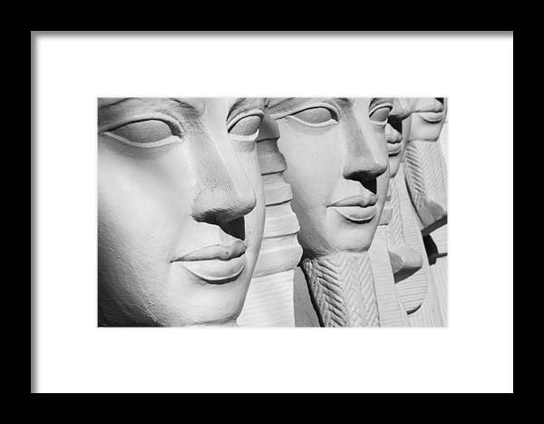 Jezcself Framed Print featuring the photograph Still Watching by Jez C Self