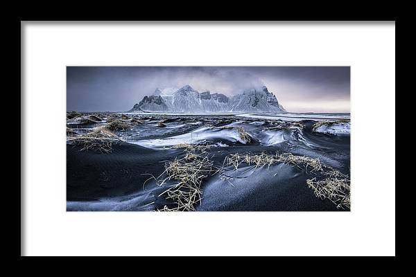 Iceland Framed Print featuring the photograph Stokkness Morning by Ivan Pedretti