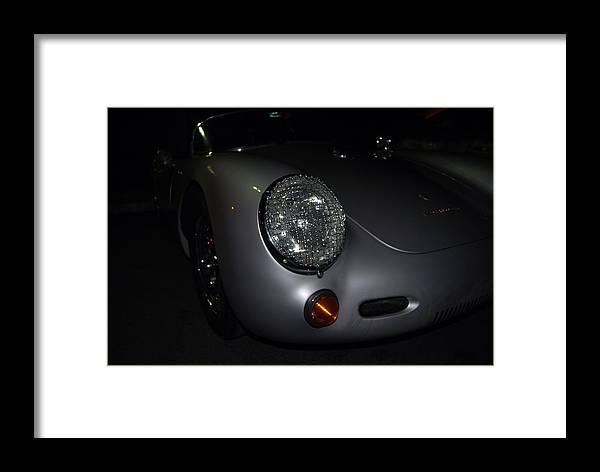 Porsche Framed Print featuring the photograph Stoneguard by Bill Dutting