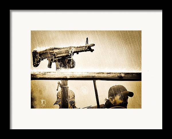 Adventure Framed Print featuring the photograph Strange Days by Bob Orsillo