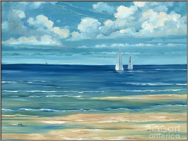 Summerset Sailboats by Paul Brent