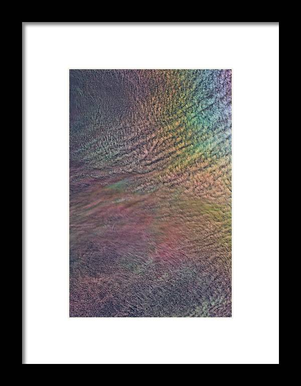 Sundog Framed Print featuring the photograph Sundog by Kathleen Bishop