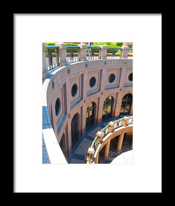 Austin Framed Print featuring the photograph Sunny Delight by Lne Kirkes