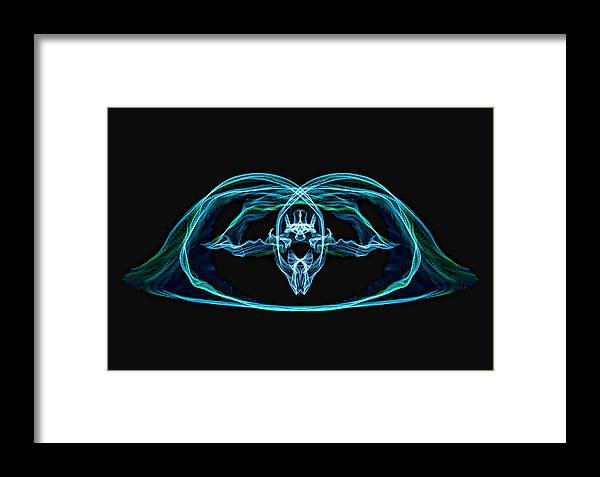 Framed Print featuring the photograph Symmetry Art by Cathy Anderson