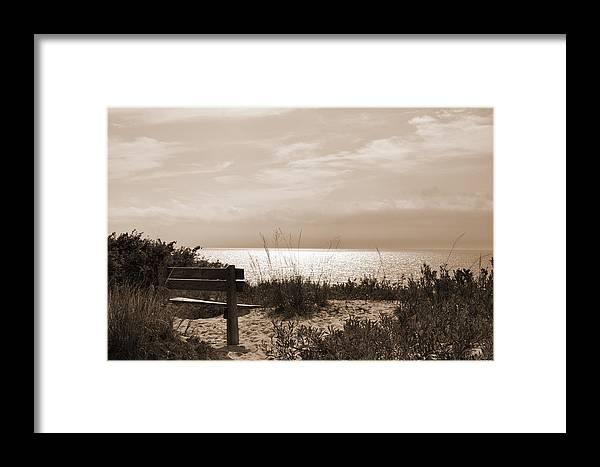 Photography Framed Print featuring the photograph Take A Moment by Sabrina Hall