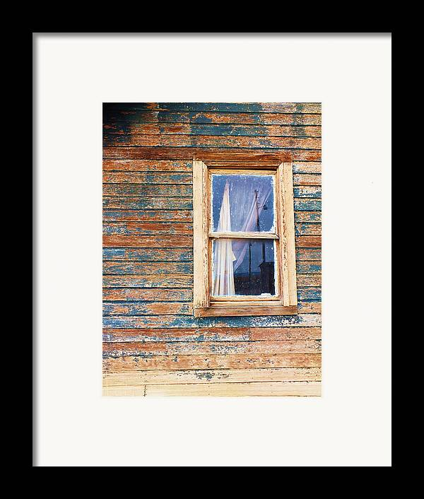 Tattered Framed Print featuring the photograph Tattered by Anna Villarreal Garbis