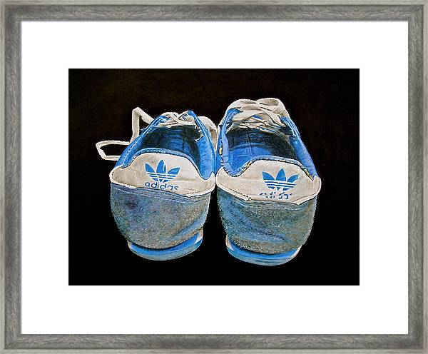 CANVAS Handicapped Runner Terry Fox Smiling Print Art POSTER