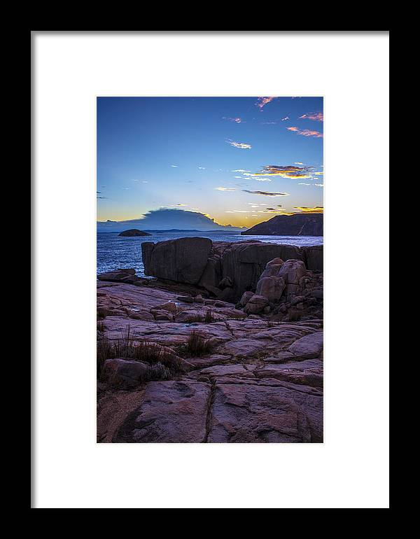 Shore Framed Print featuring the photograph The Beach Part 2 by Marcus Stephen