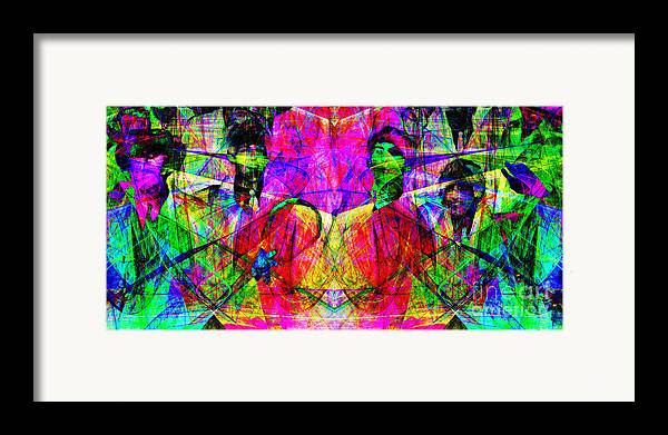 Wingsdomain Framed Print featuring the photograph The Beatles 20130615 by Wingsdomain Art and Photography