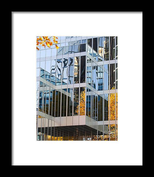 Cube Framed Print featuring the photograph The Cube by Chris Dutton