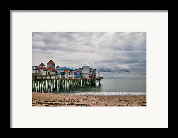 Guy Whiteley Photography Framed Print featuring the photograph The End Of The Season by Guy Whiteley