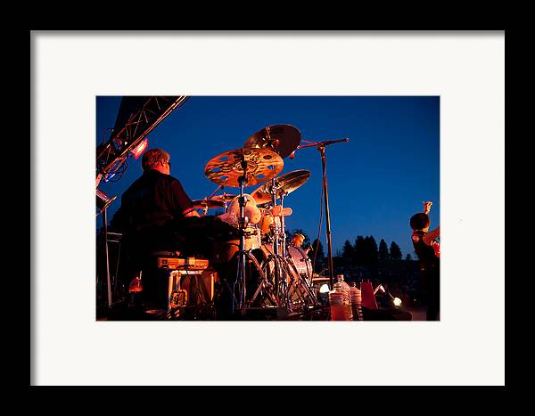 The Kingpins Framed Print featuring the photograph The Fabulous Kingpins - 2013 by David Patterson