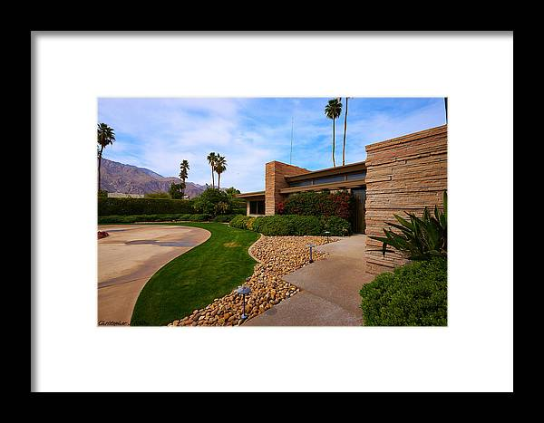 The Frank Sinatra House Twin Palms By Architect E Stewart Williams