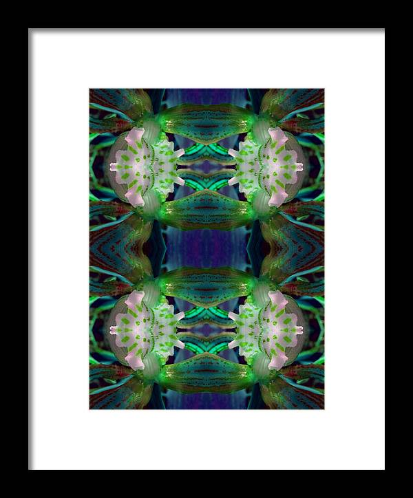 The Keepers Of The Sacred Code Framed Print