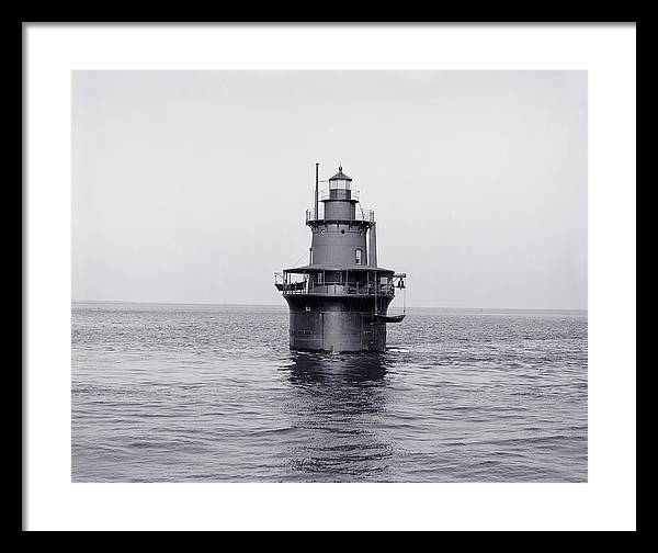 The Lighthouse Circa 1906 by Aged Pixel