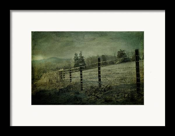 Snow Framed Print featuring the photograph The Morning After by Kathy Jennings