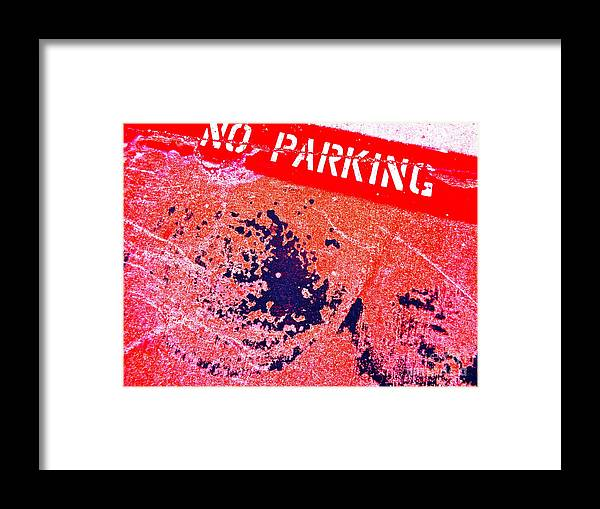 Abstract Framed Print featuring the photograph The Music Of Color by Chuck Taylor