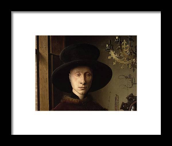 jan van eyck arnolfini wedding portrait analysis