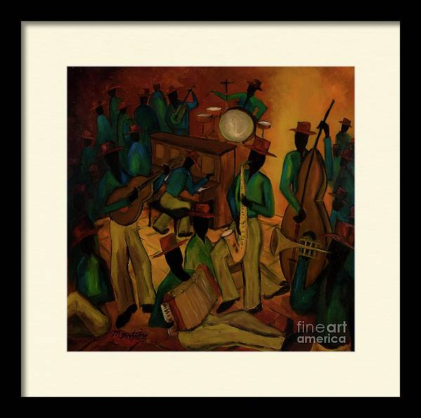 The Red Hat Octet and Friends by Larry Martin