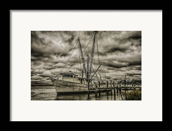 Storm Framed Print featuring the photograph The Storm by Steven Taylor