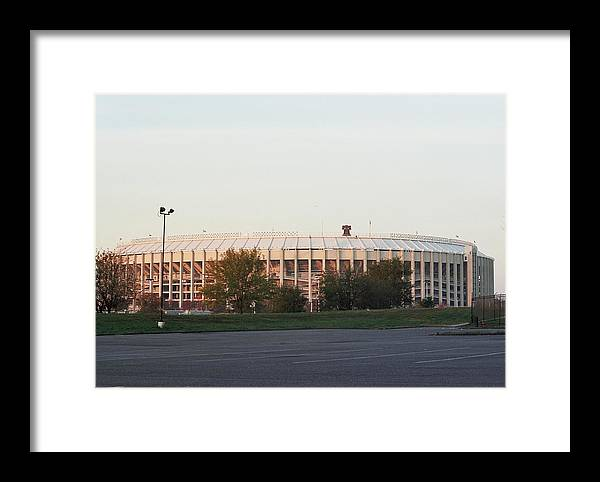 Sports Framed Print featuring the photograph The Vet by Joseph Perno