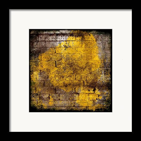 Brett Framed Print featuring the digital art Three Moods Of Modern I by Brett Pfister