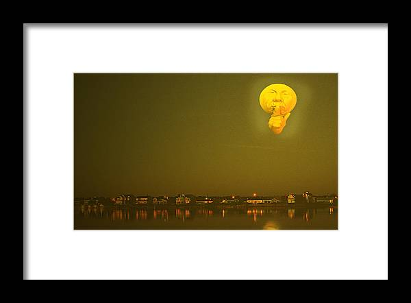 Cape Cod Framed Print featuring the photograph Time For Bed by David DeCenzo