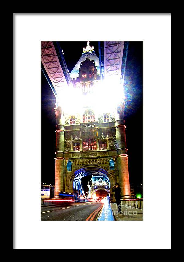 London Framed Print featuring the photograph Tourism by C Lythgo