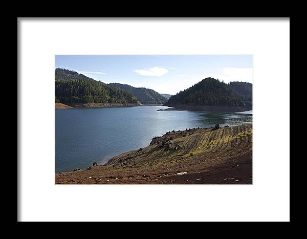 Tranquil Framed Print featuring the photograph Tranquil Sight by Tim Rice