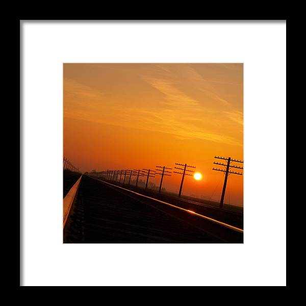 Tranquil Framed Print featuring the photograph Tranquil by Tom Druin