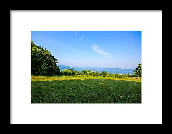 Grass Framed Print featuring the photograph Tranquility by Gaurav Singh
