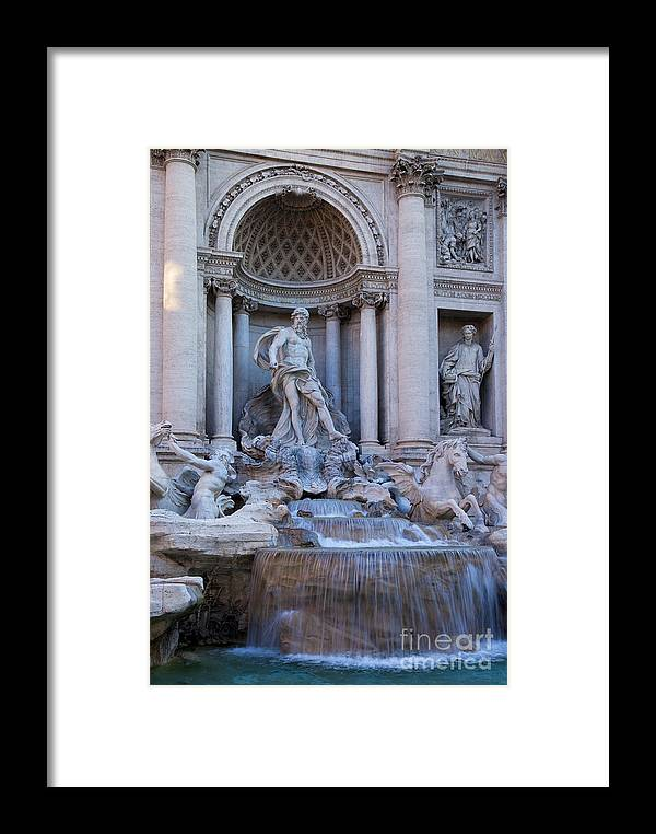 Trevi Framed Print featuring the photograph Trevi by Brian Jannsen