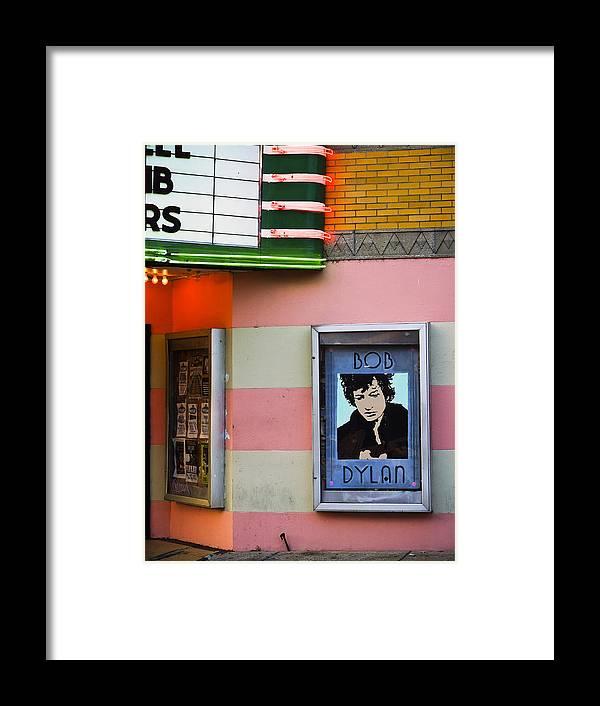 Troubadour Framed Print featuring the photograph Troubadour by Skip Hunt