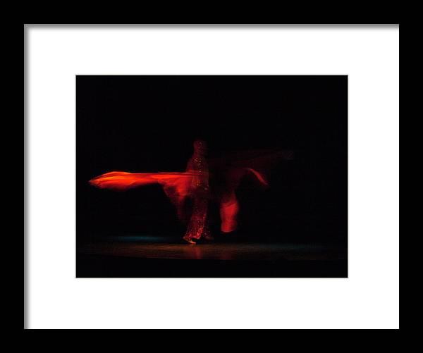 Turkey Dance Framed Print featuring the photograph Turkey Dance by Matthias Dildey