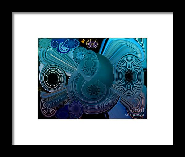 Framed Print featuring the photograph Universe And Faith by Pierre Dumas
