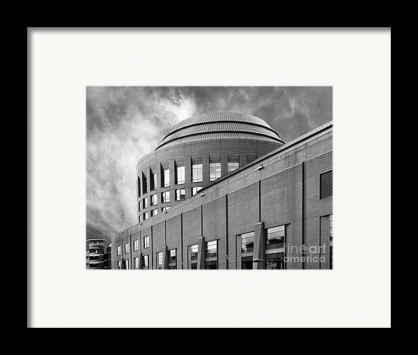 Aau Framed Print featuring the photograph University Of Pennsylvania Wharton School Of Business by University Icons