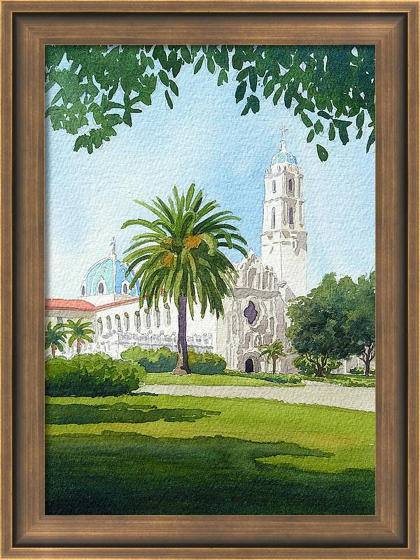University of San Diego by Mary Helmreich