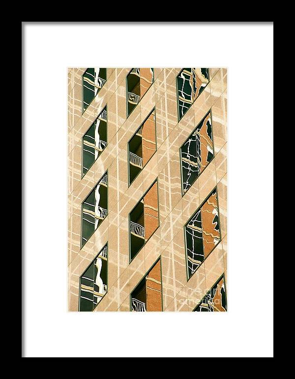Reflection Framed Print featuring the photograph Untitled 3 by Dennis Knasel