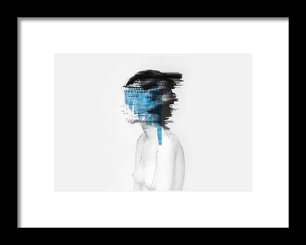 Untitled Framed Print featuring the photograph Untitled by Panda Gunda
