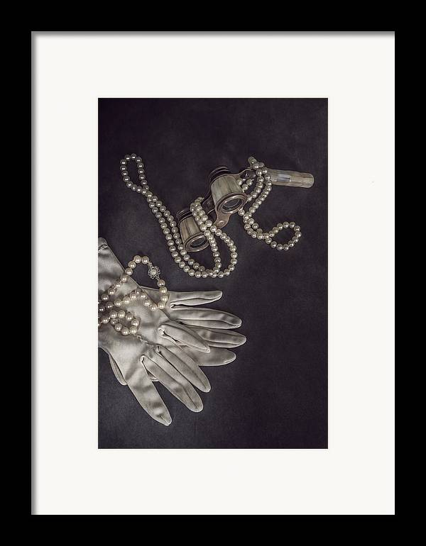 Opera Framed Print featuring the photograph Upper Class by Joana Kruse