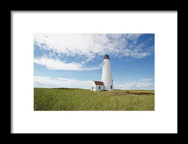 Tranquility Framed Print featuring the photograph Usa, Massachusetts, Nantucket Island by Tetra Images - Chris Hackett