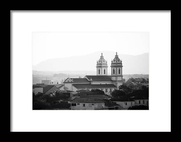 Valenca Framed Print featuring the photograph Catedra Nossa Senhora Da Gloria - Rio De Janeiro - Brazil by Igor Alecsander