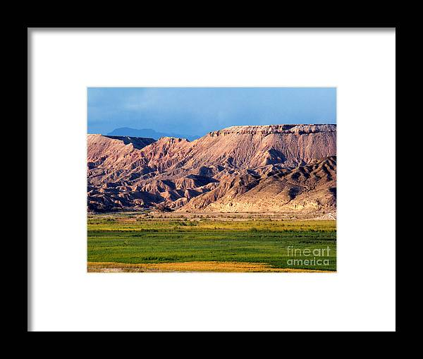 Red Rocks Framed Print featuring the photograph Valley Of Fire Nevada by Eva Kato