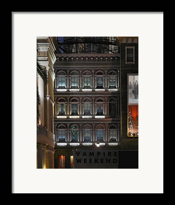 Fall Framed Print featuring the photograph Vampire Ball Tonight by Viktor Savchenko