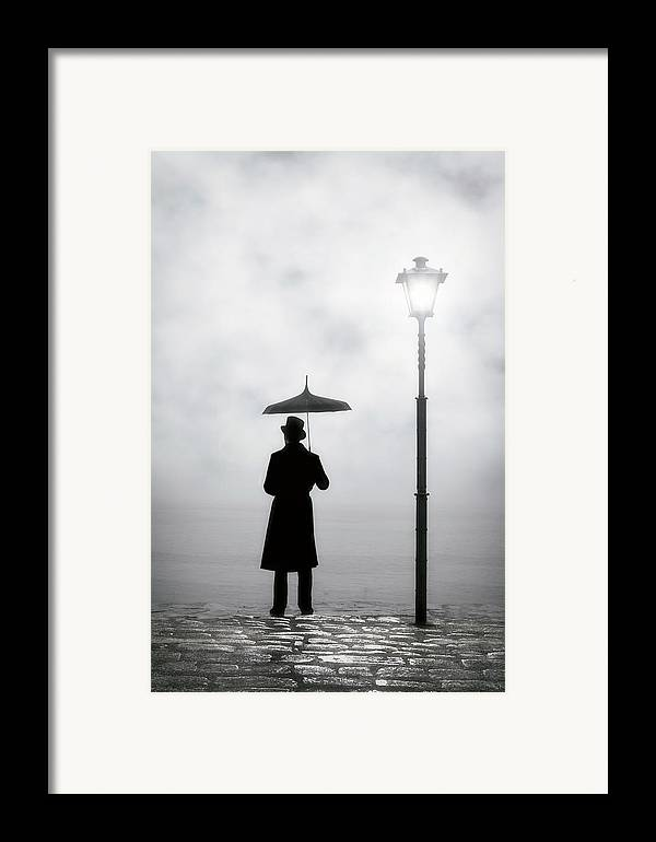 Man Framed Print featuring the photograph Victorian Man by Joana Kruse