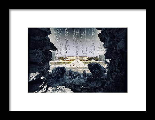 Classic Framed Print featuring the photograph Vienna Austria by Stockr