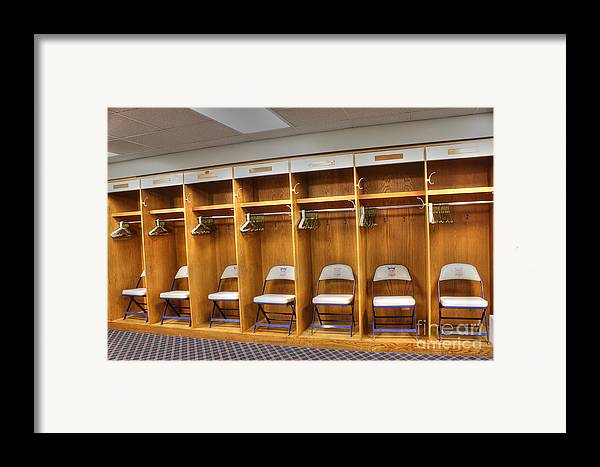 Visitors Clubhouse Framed Print featuring the photograph Visitors by David Bearden