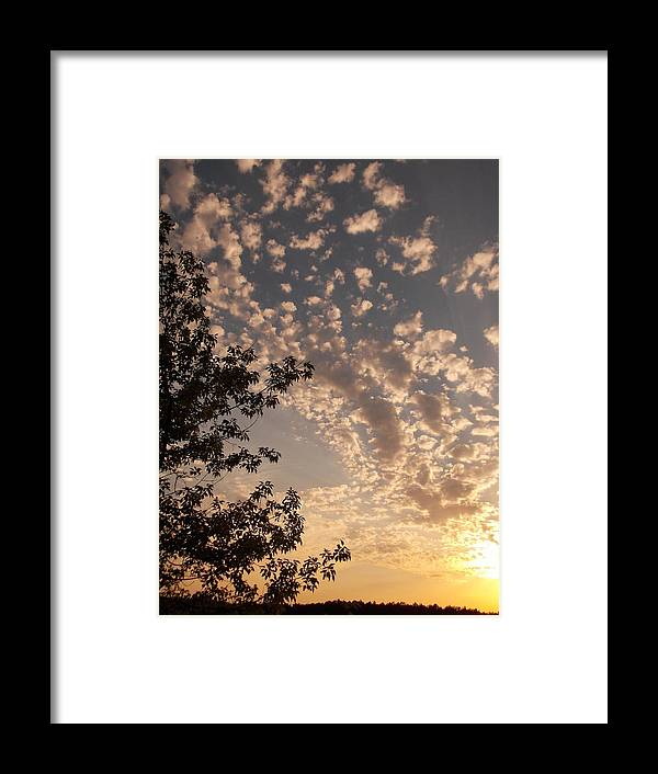 Sunset Framed Print featuring the photograph Volyn Sunset by Pavlo Kuzyk