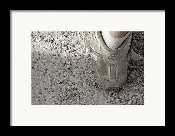 Walk Framed Print featuring the photograph Walk This Way by Kitty Ellis