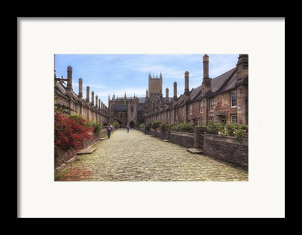 Wells Framed Print featuring the photograph Wells by Joana Kruse